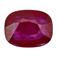 Ruby-Oval: 2.49ct