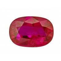 Ruby-Oval: 1.01ct