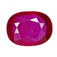 Ruby-Oval: 1.47ct