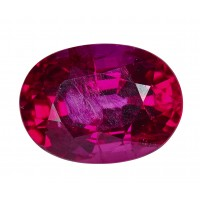 Ruby-Oval: 1.28ct