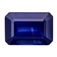 Sapphire-Octagon: 4.62ct