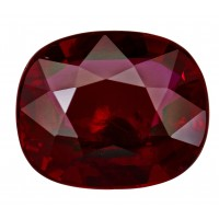 Ruby-Oval: 3.12ct