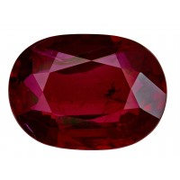 Ruby-Oval: 3.04ct