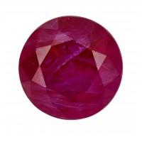 Ruby-Round: 1.91ct