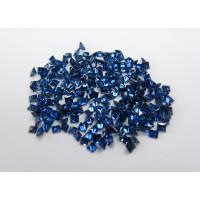 Sapphire-Princess Cut: 3.0mm - 3.3mm