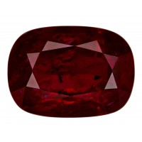 Ruby-Oval: 6.05ct