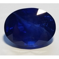 Ceylon Sapphire: 16.57ct
