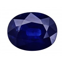 Sapphire-Oval: 2.88ct
