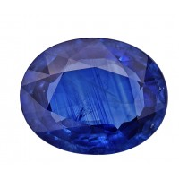 Sapphire-Oval: 2.91ct