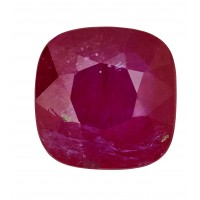 Ruby-Cushion: 1.54ct