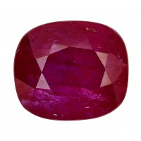 Ruby-Cushion: 2.52ct