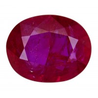 Ruby-Oval: 1.92ct