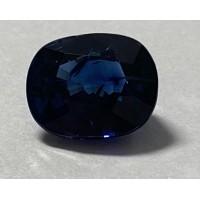 Sapphire-Cushion: 4.27ct