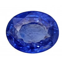 Sapphire-Oval: 4.25ct