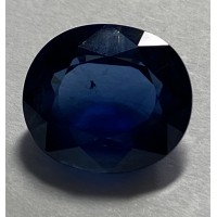 Sapphire-Oval: 10.73ct