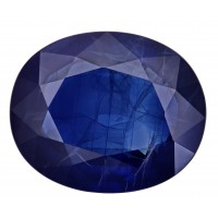 Sapphire-Oval: 11.73ct