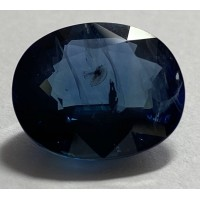 Sapphire-Oval: 9.67ct