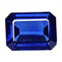 Sapphire-Octagon: 2.82ct