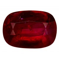Ruby-Oval: 2.02ct