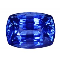 Sapphire-Oval: 5.46ct