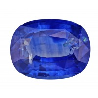 Sapphire-Oval: 3.55ct