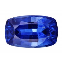 Sapphire-Cushion: 2.08ct