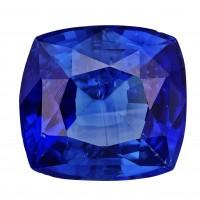 Sapphire-Cushion: 2.36ct