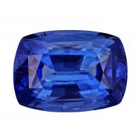 Sapphire-Cushion: 3.19ct