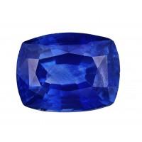 Sapphire-Cushion: 2.01ct