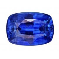 Sapphire-Cushion: 2.02ct