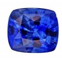 Sapphire-Cushion: 2.16ct