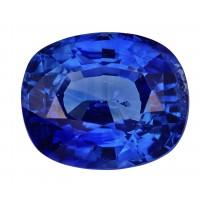 Sapphire-Cushion: 2.03ct