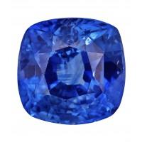 Sapphire-Cushion: 2.17ct