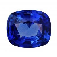 Sapphire-Cushion: 1.72ct