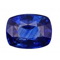 Sapphire-Cushion: 1.93ct