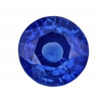Sapphire-Round: 1.67ct