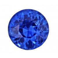 Sapphire-Round: 1.6ct