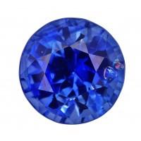 Sapphire-Round: 1.73ct