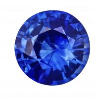Sapphire-Round: 1.82ct