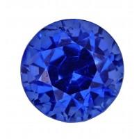 Sapphire-Round: 1.54ct