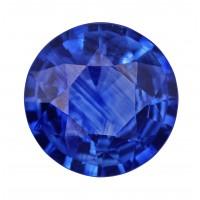 Sapphire-Round: 1.48ct