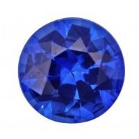 Sapphire-Round: 1.01ct
