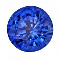 Sapphire-Round: 1.64ct