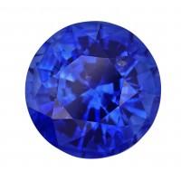 Sapphire-Round: 1.27ct