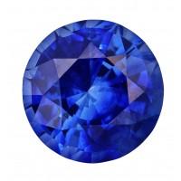 Sapphire-Round: 1.35ct