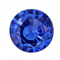 Sapphire-Round: 1.62ct
