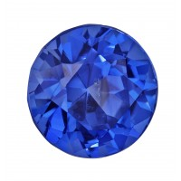 Sapphire-Round: 1.53ct