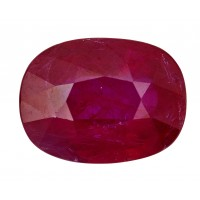 Ruby-Oval: 2.07ct