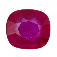 Ruby-Oval: 2.06ct