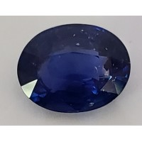 Sapphire-Oval: 9.11ct